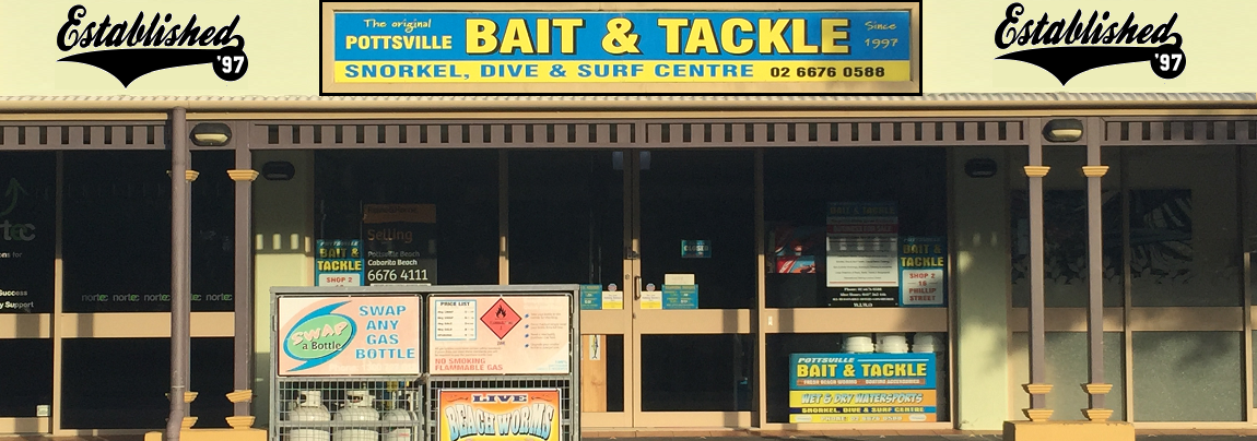 Pottsville Bait and Tackle